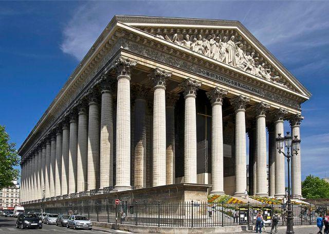 LaMadeleine_Paris